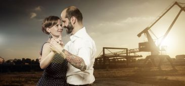 Tango lernen in Köln mit Ricardo und Raquel